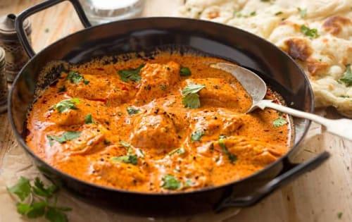 Chicken Madras Curry - Sargun Indian Tandoori