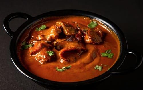 Kadai Chicken - Sargun Indian Tandoori