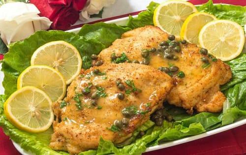 Lemon Chicken - Sargun Indian Tandoori
