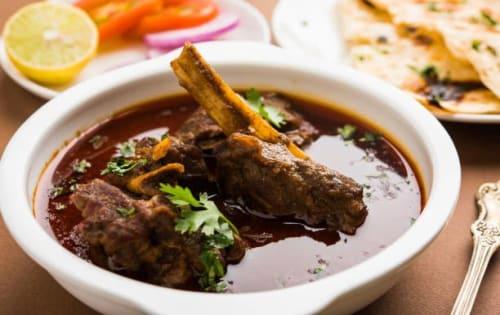 Lamb Sabzi Gosht - Sargun Indian Tandoori