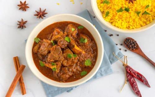 Lamb Goan Vindaloo - Sargun Indian Tandoori