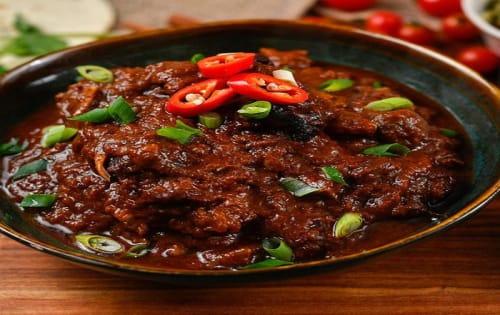 Lamb Madras Curry - Sargun Indian Tandoori