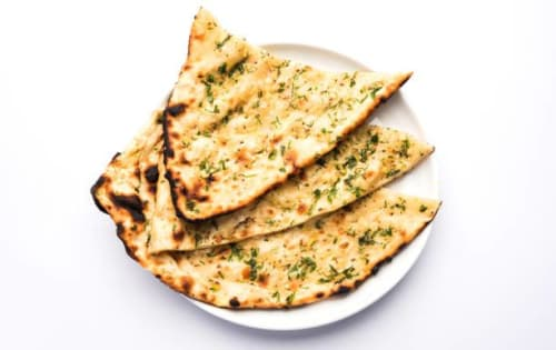 Garlic Naan - Sargun Indian Tandoori