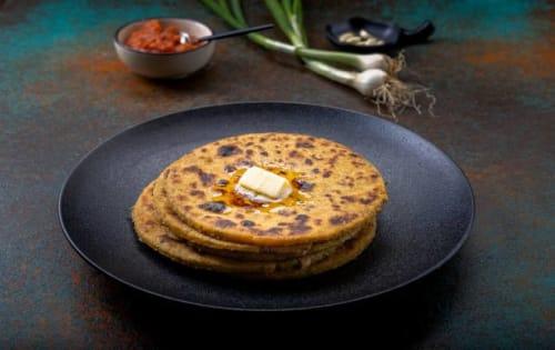 Butter Prantha - Sargun Indian Tandoori
