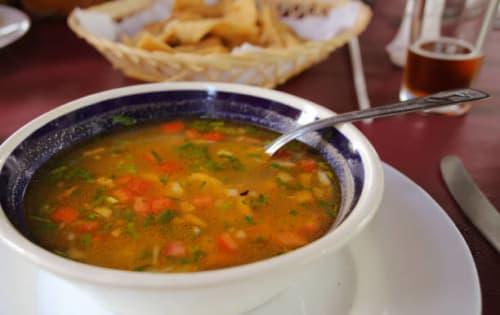 Spicy Soup (Thambung Hodi Rasam) - Upalis Melbourne