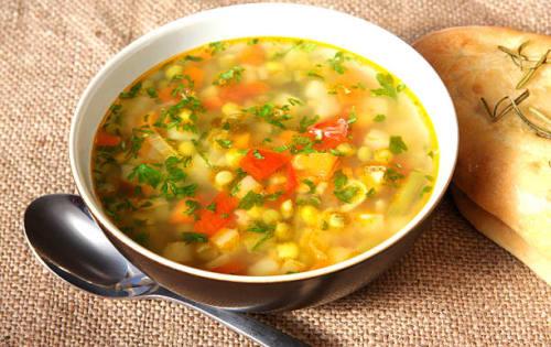 Vegetable Soup (Elavalu Sup) - Upalis Melbourne