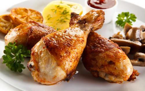 Roast Chicken (Roast Kukul Mas) - Upalis Melbourne