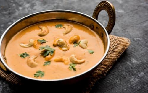 Cashew Curry (Kaju Sudata Uyala) - Upalis Melbourne