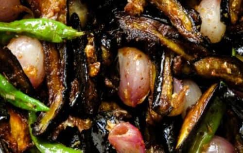 Tempered Eggplant (Gamè Batu Moju) - Upalis Melbourne