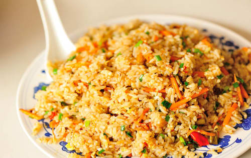 Fried Rice - Upalis Melbourne