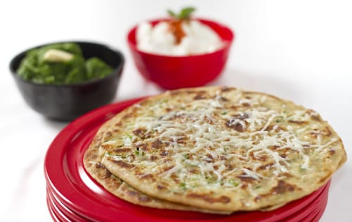 Cheese Rotti - Upalis Melbourne