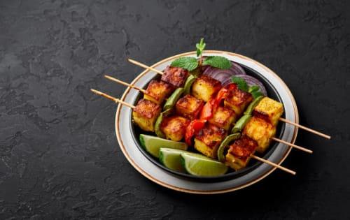 Sizzling Paneer | Veg Dish | Masala Bar And Grill