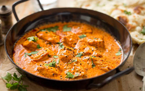 Kadhai Chicken   Blend of Curries   Masala Bar And Grill