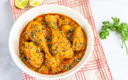 Methi Chicken   Blend of Curries   Masala Bar And Grill