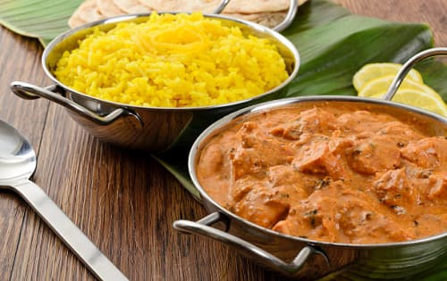 Mughlai Chicken   Blend of Curries   Masala Bar And Grill