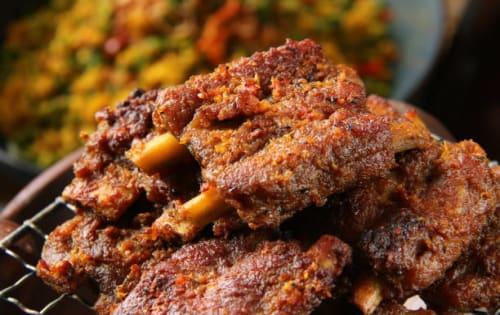 Bhuna Goat - Masala Bar And Grill