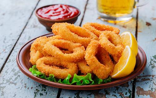Calamari Rings | Non-Veg Dish | Masala Bar And Grill