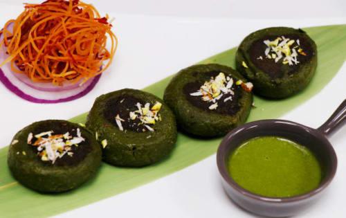 Harabhara Kebab | Veg  Dish | Masala Bar And Grill