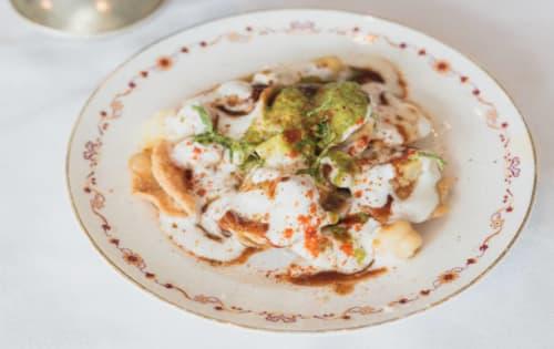 Papdi Chaat - Masala Bar And Grill