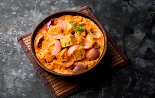 Paneer Do Pyaza   Blend of Curries   Masala Bar And Grill