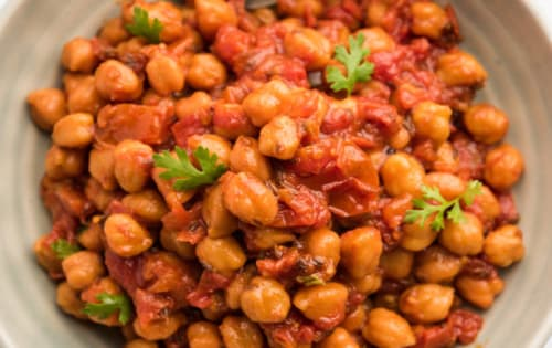 Channa Masala   Blend of Curries   Masala Bar And Grill