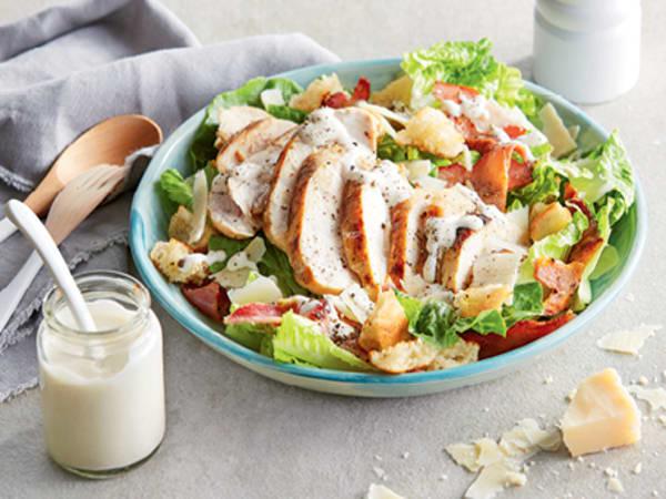 Chicken Caesar Salad | Special Salad | Michelangelo's Aspendale Gardens
