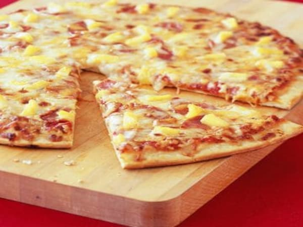 KIDS TROPICAL PIZZA - Michelangelo's Aspendale Gardens
