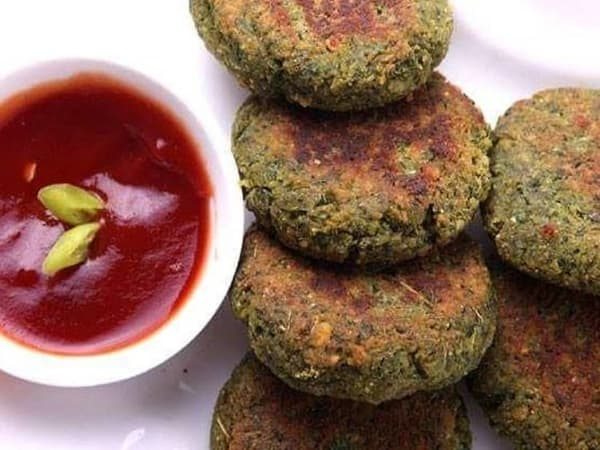 Harabhara Kebab - Masala Bar And Grill