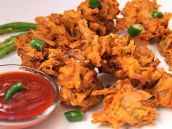 Mix Bhajia - Masala Bar And Grill