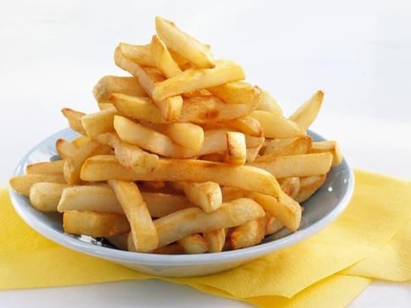 Bowl of chips - Masala Bar And Grill