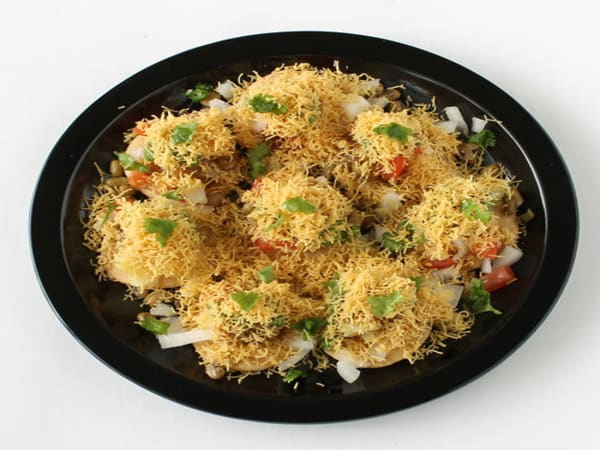 Sev Puri - Masala Bar And Grill