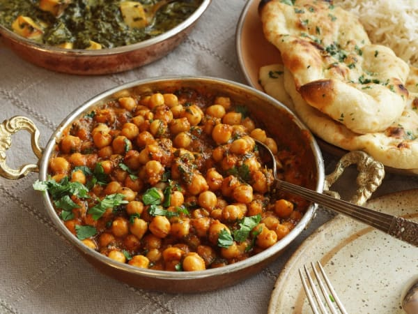 Channa Masala | Blend of Curries | Masala Bar And Grill