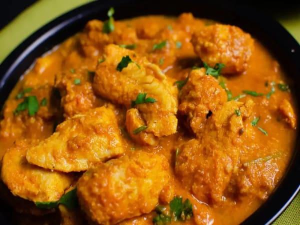 Masala Bar fish curry - Masala Bar And Grill