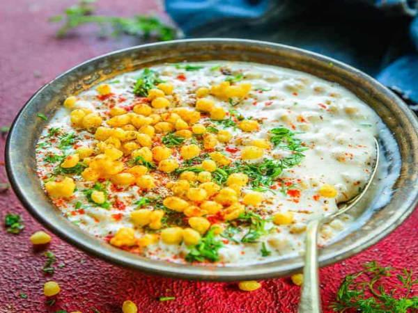 Boondi Raita | Indian Breads / Rice / Accompaniments | Masala Bar And Grill