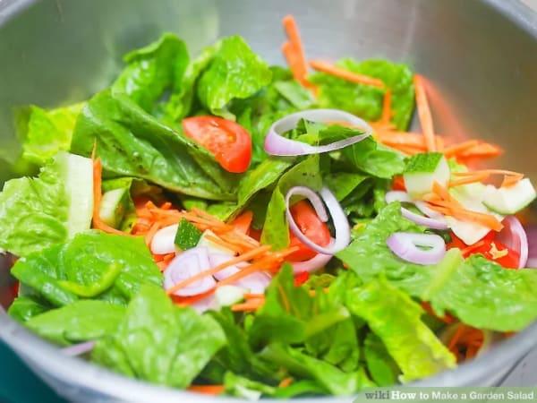 Garden Salad - Masala Bar And Grill