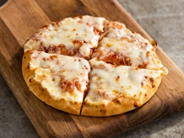 Cheese pizza - Masala Bar And Grill