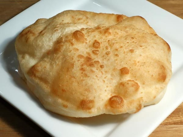 Bhatura (1) - Masala Bar And Grill