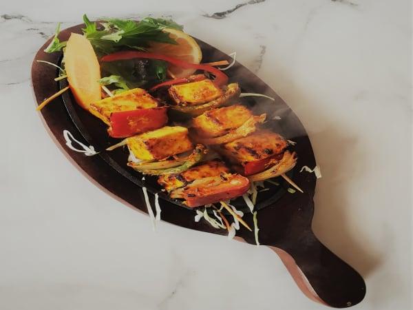 Sizzling Paneer - Masala Bar And Grill