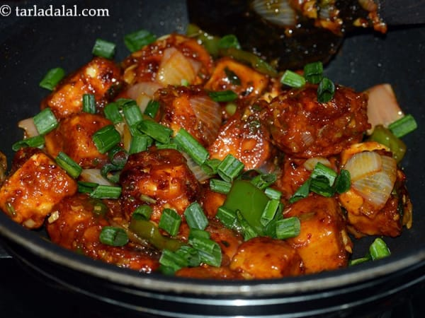 Paneer Chilli dry - Masala Bar And Grill