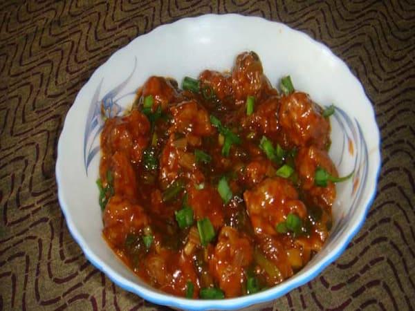 Chicken Manchurian | Non-Veg Dish | Masala Bar And Grill