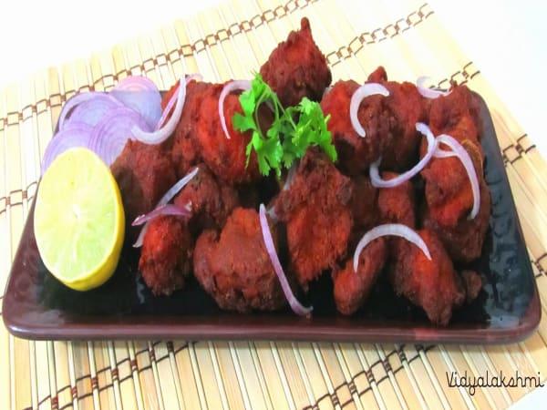 Fish Koliwada - Masala Bar And Grill