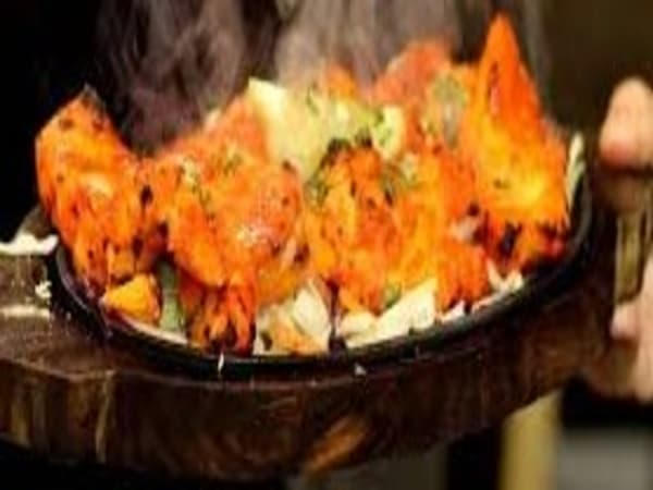 Sizzling Fish Tikka - Masala Bar And Grill