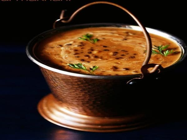 Dal Makhni | Blend of Curries | Masala Bar And Grill
