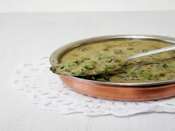 Methi Matar Malai | Blend of Curries | Masala Bar And Grill