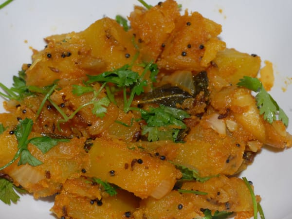 Pumpkin Masala - Masala Bar And Grill