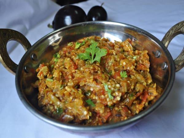 Baingan Bharta - Masala Bar And Grill