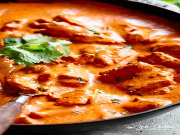 Butter chicken - Masala Bar And Grill