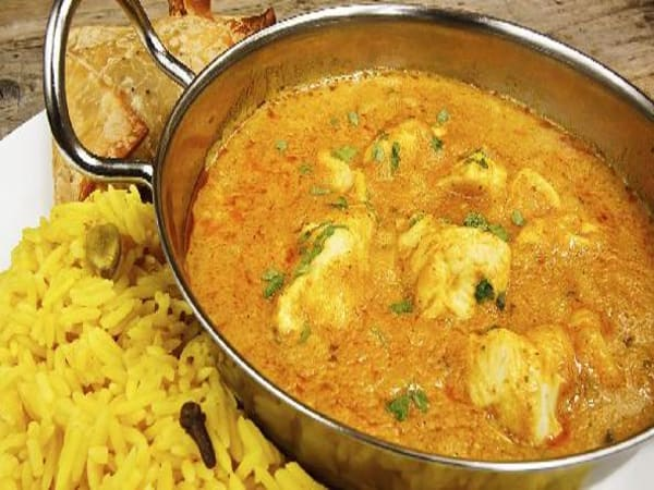 Mughlai Chicken | Blend of Curries | Masala Bar And Grill