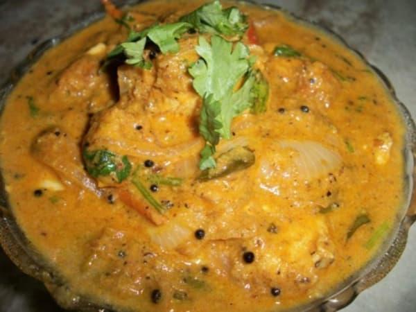 Malabar chicken - Masala Bar And Grill