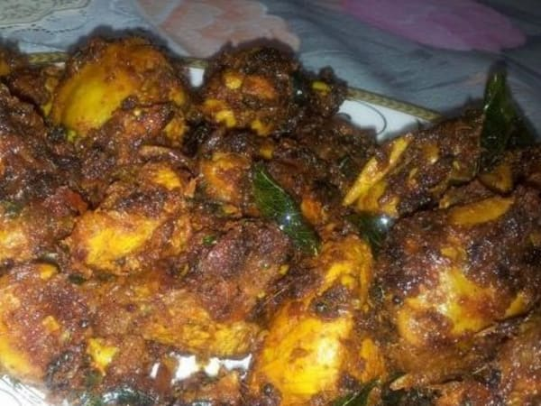 Chicken Pepper fry | Blend of Curries | Masala Bar And Grill
